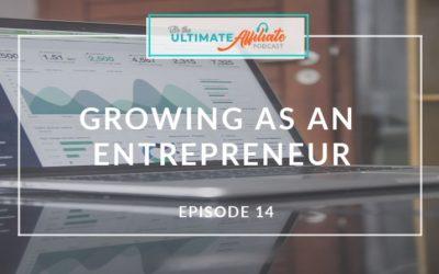 Episode 14: Growing as an entrepreneur with Jami Balmet